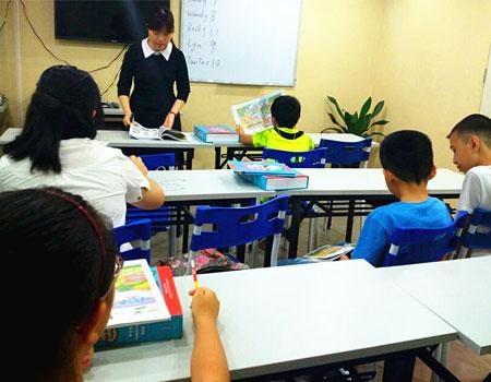 城区小学英语口语培训