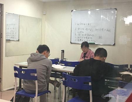 莞城高中英语培训