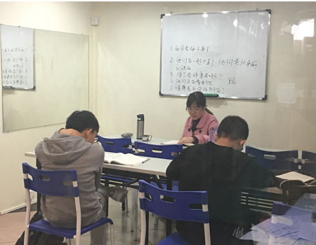 南城高中英语口语培训