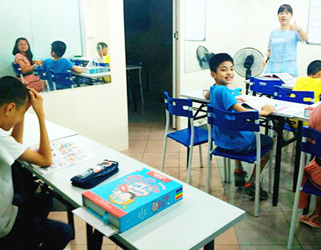 东莞暑期英语补习