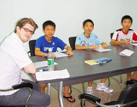 东莞暑期英语班