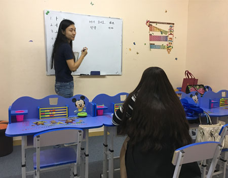 东莞暑期韩语学习