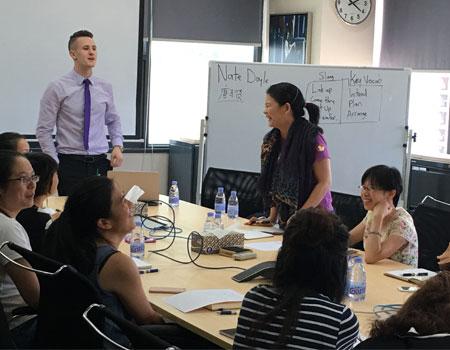 东莞企业英语培训