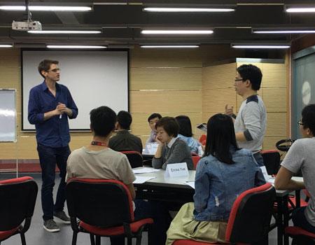 东莞企业英语口语培训