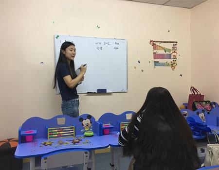东莞企业韩语语培训