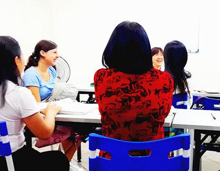 哪里可以学中文