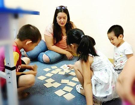 东莞幼儿英语培训