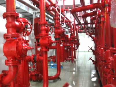 石家庄消防施工