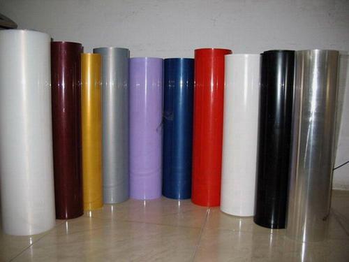 PVC植绒材料
