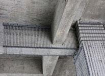 西安高强钢绞线网-聚合物砂浆加固
