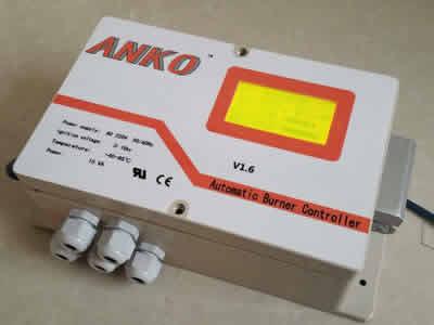 燃烧机控制器