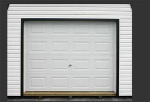 成都欧式车库门安装