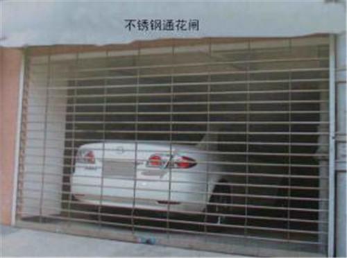 四川不锈钢卷帘门