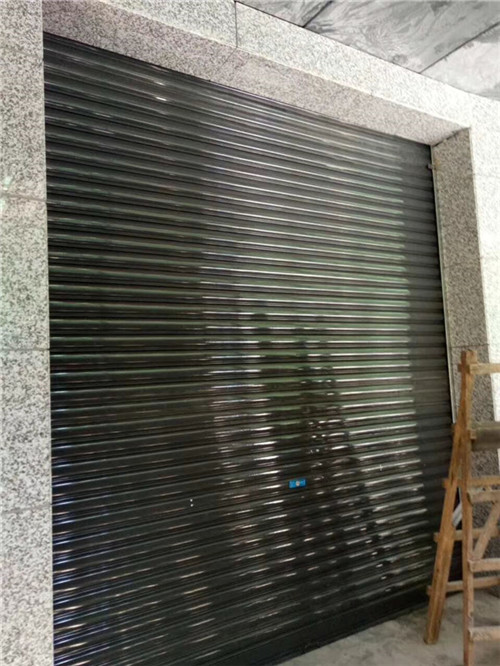 铝合金电动卷帘门