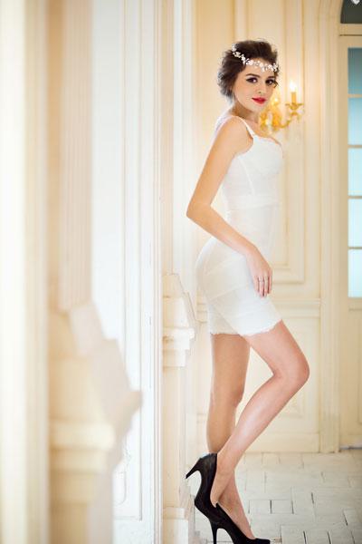 斐妮丝钻石系列(白色)-文胸