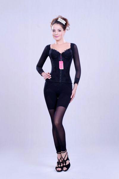 斐妮丝梦幻系列(黑色)-短腰夹