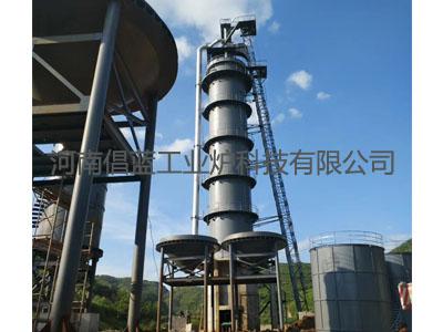 新型节能环保石灰窑炉