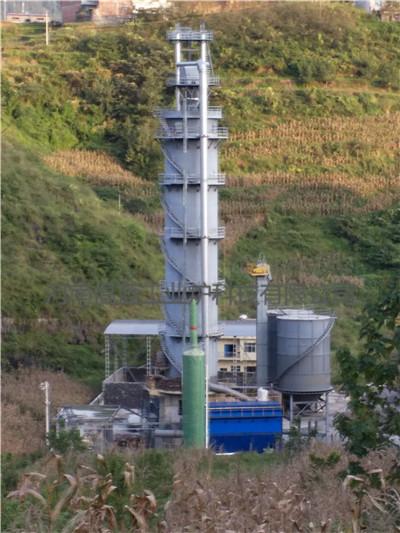 石灰炉环保改造