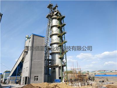 广西石灰窑自动化改造
