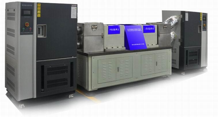 汽车轮毂轴承高低温模拟试验机