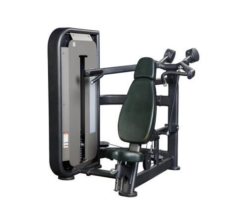 坐式推肩训练器