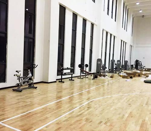 室内健身房设备供应商