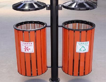 果皮箱垃圾桶价格