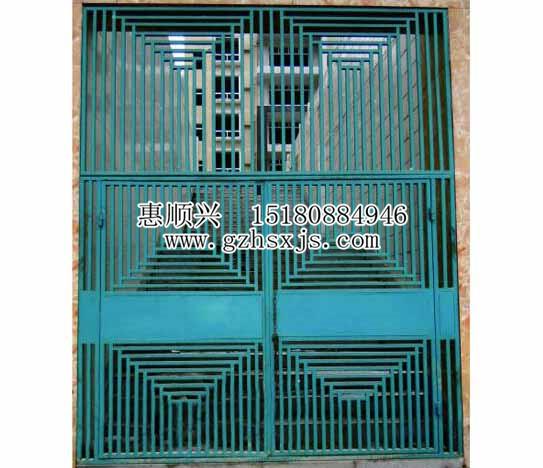 贵州铁艺门安装
