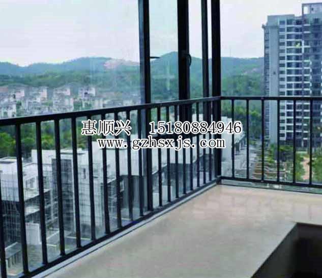 锌合金阳台