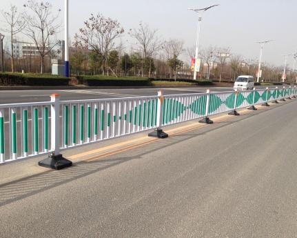 贵阳市政栏杆