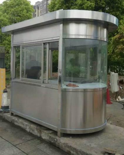 贵州不锈钢凉亭