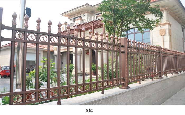 贵阳铝栏杆