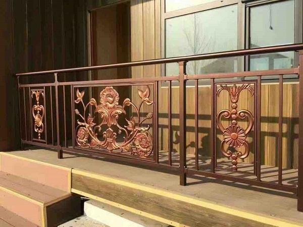 贵州锌钢栏杆厂家