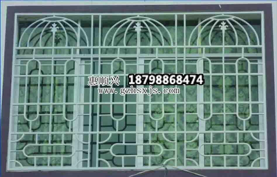 遵义贵州仿古花窗安装