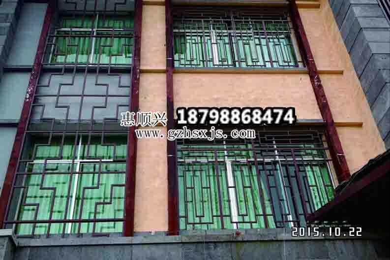 贵州仿古窗安装