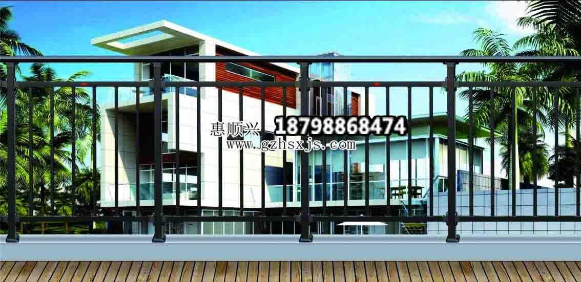 贵州锌合金阳台安装
