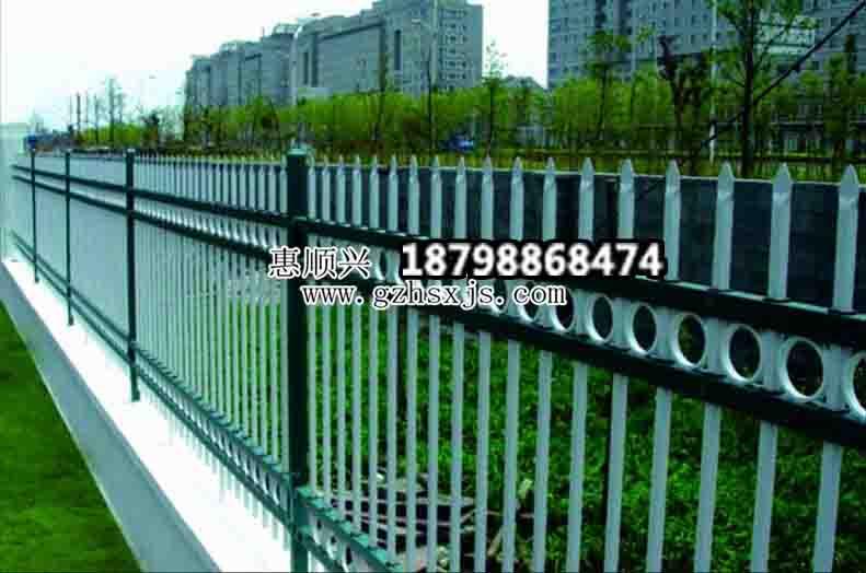 贵阳锌钢护栏安装