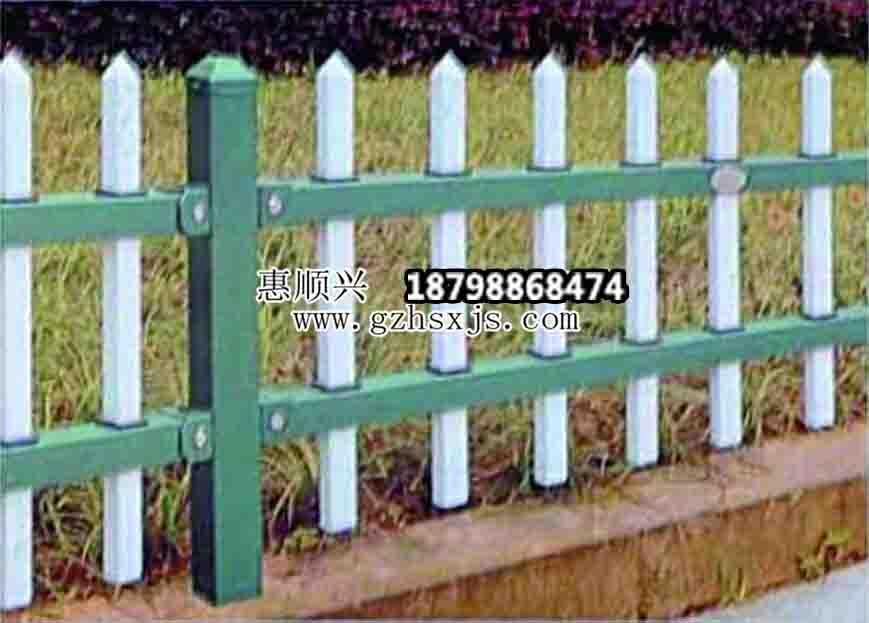 锌钢护栏安装