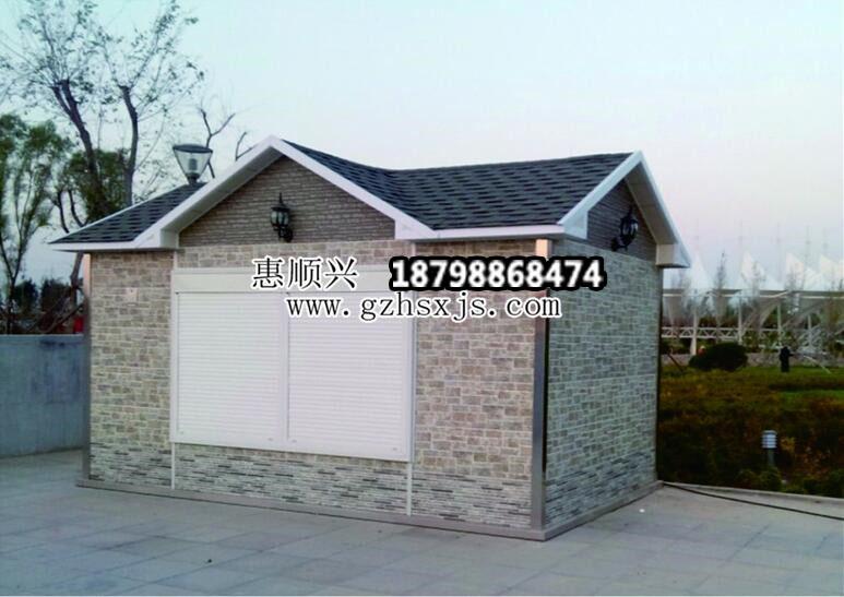 贵州轻钢零售房屋设计