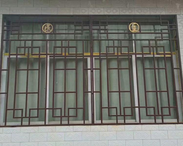 贵阳仿古护窗安装