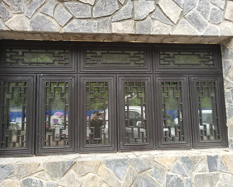 贵阳仿古花窗安装