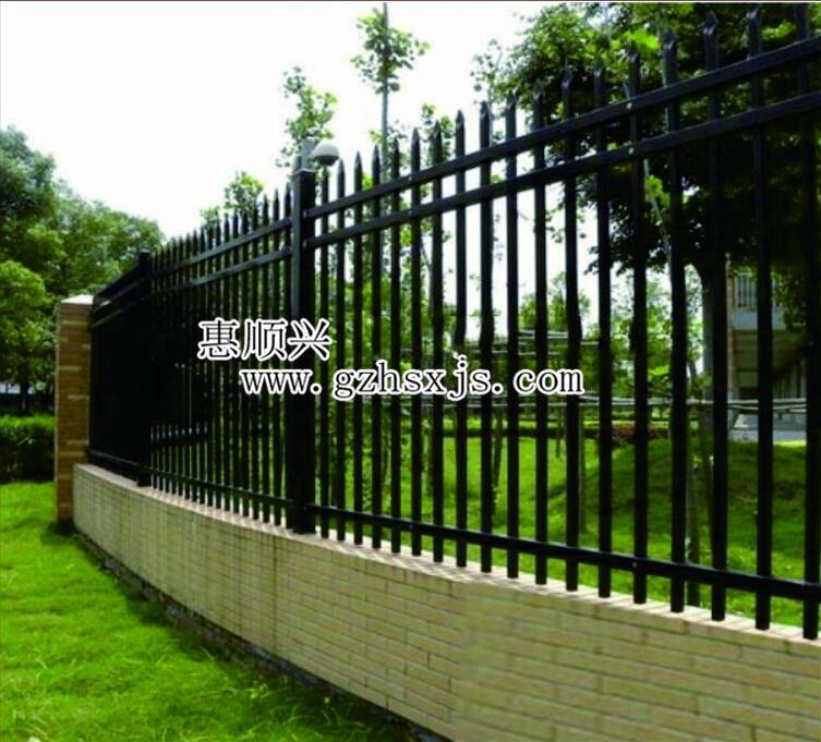 贵州锌合金护栏安装