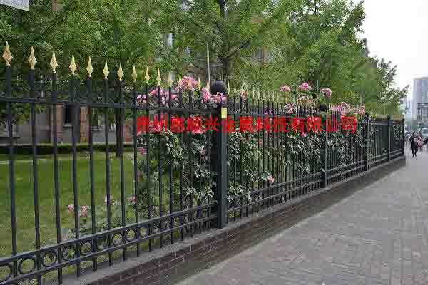 贵州锌钢围栏