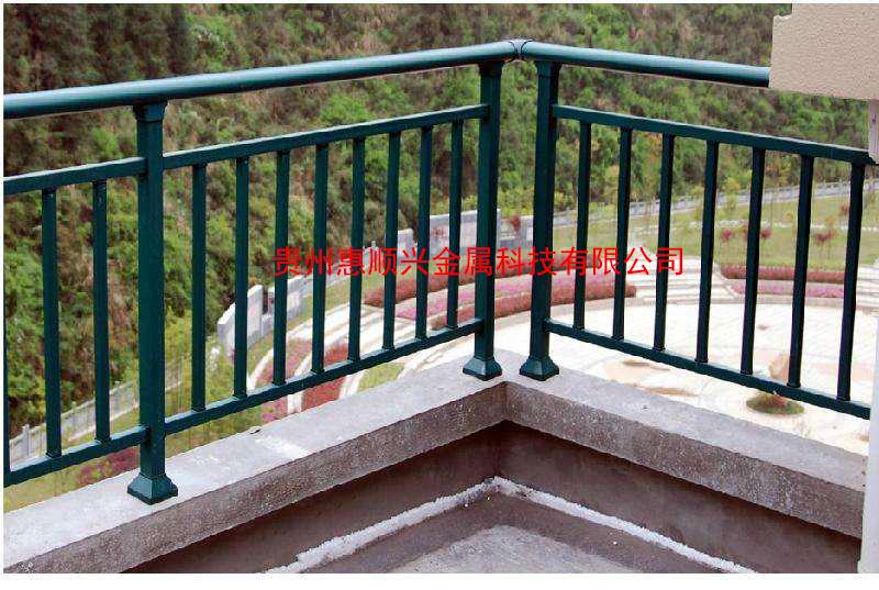 贵州铝栏杆