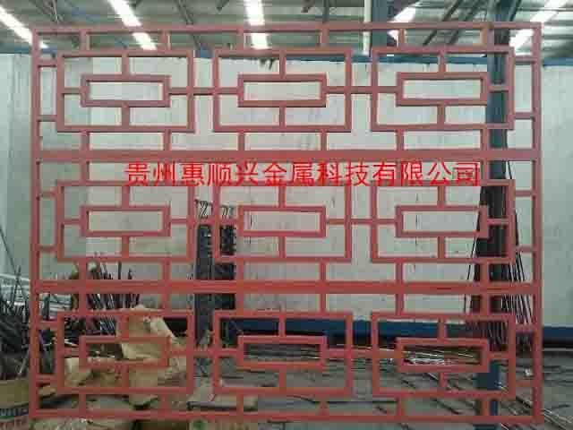 贵州铝窗花厂家
