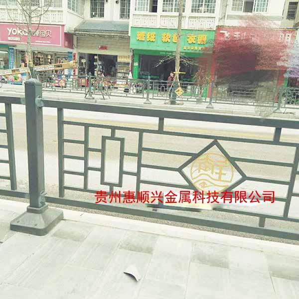 市政街道栏杆