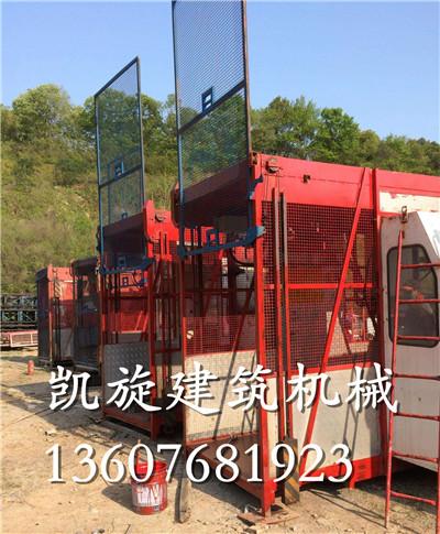 郑州高架物料提升机租赁