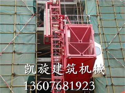 河南租赁施工电梯