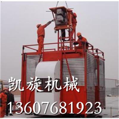 郑州租赁施工升降机