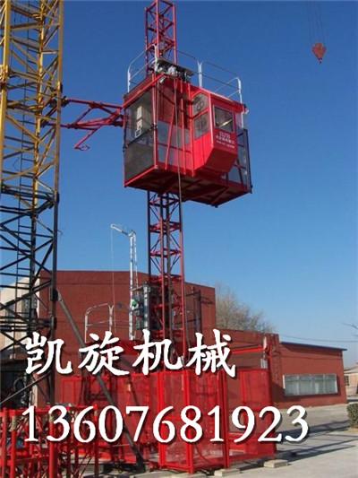郑州建筑工地升降机出租
